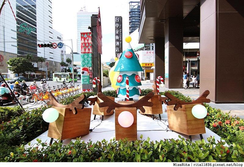 2014台中勤美聖誕村1