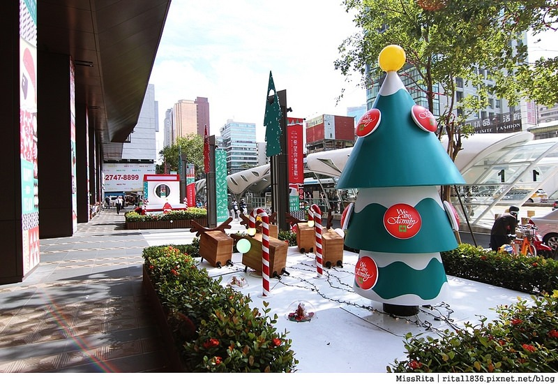 2014台中勤美聖誕村21
