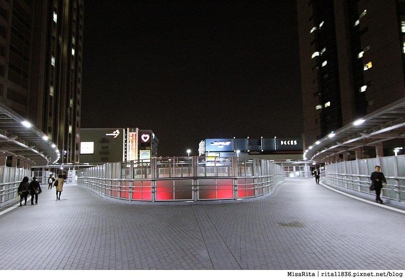 日本台場 鋼彈 彩虹大橋 自由女神 景點7