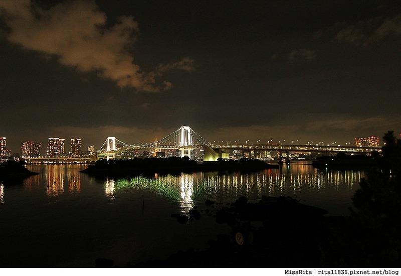 日本台場 鋼彈 彩虹大橋 自由女神 景點21