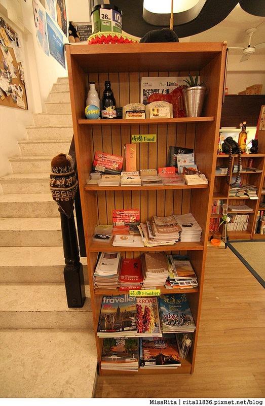 花蓮 猴子衝浪 時光書店14