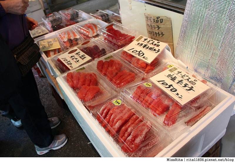 日本東京 築地市場 逛街 生魚片 丼飯 推薦美食19