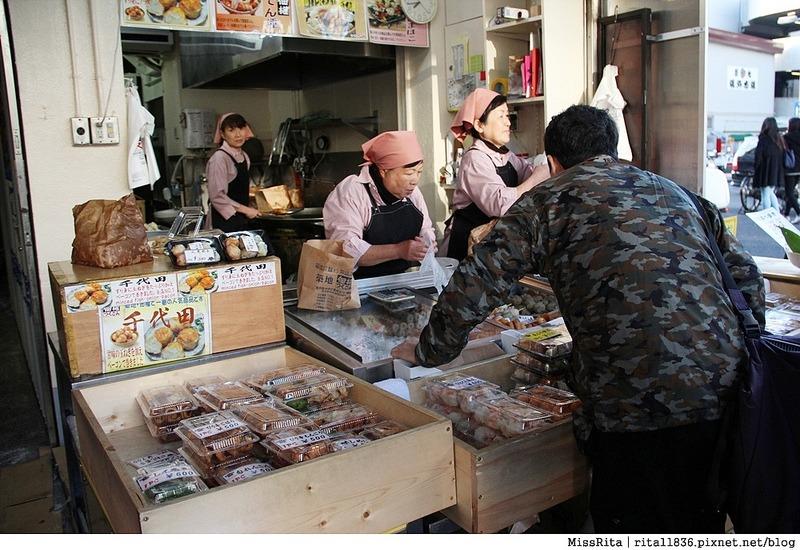 日本東京 築地市場 逛街 生魚片 丼飯 推薦美食6