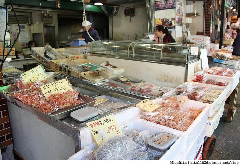 日本東京 築地市場 逛街 生魚片 丼飯 推薦美食18