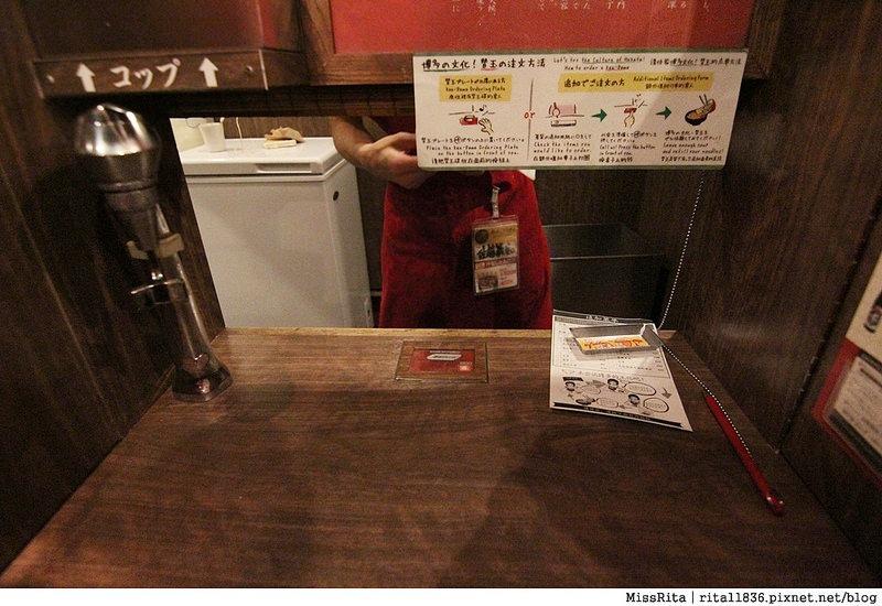 東京美食 日本拉麵 一蘭拉麵 新宿一蘭拉麵 日本必吃22
