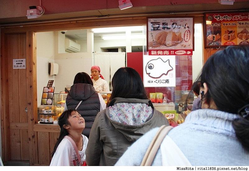 日本東京 吉祥寺好買好逛好吃 吉祥寺美食 吉祥寺炸肉丸 吉祥寺鯛魚燒1