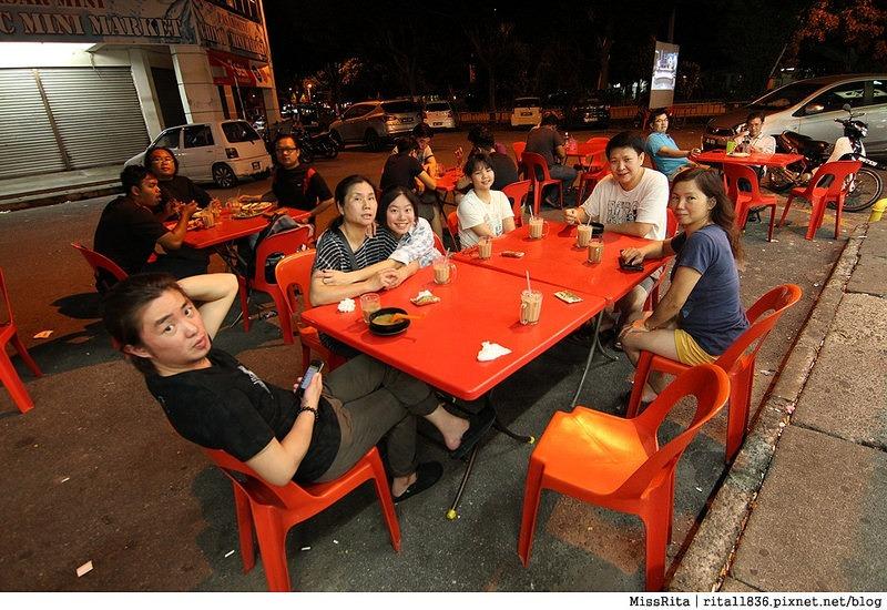 馬來西亞 推薦小吃 Restoran Ayoob 24H 印度甩餅 ROTI 拉茶13