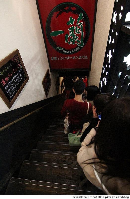 東京美食 日本拉麵 一蘭拉麵 新宿一蘭拉麵 日本必吃16