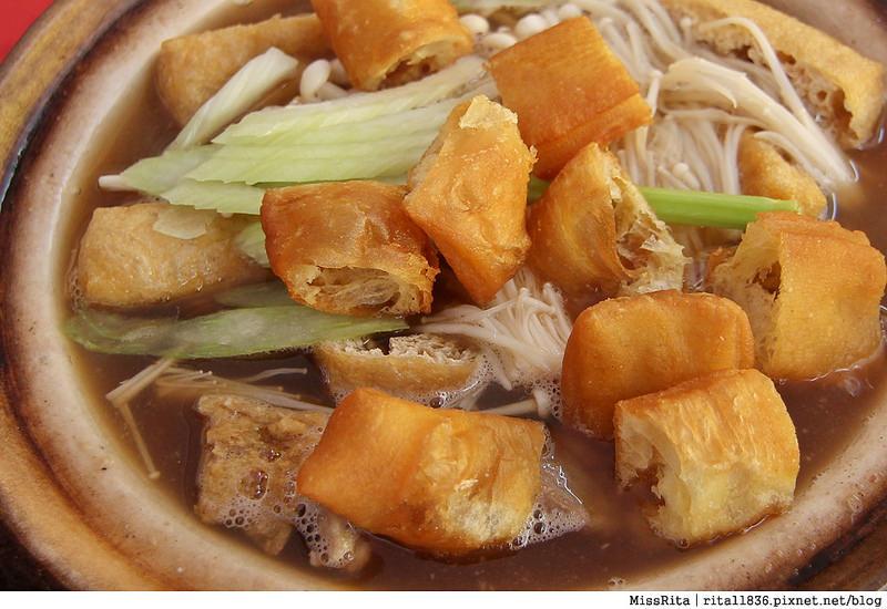 馬來西亞美食 馬六甲美食 肉骨茶 喜德潮州肉骨茶館16