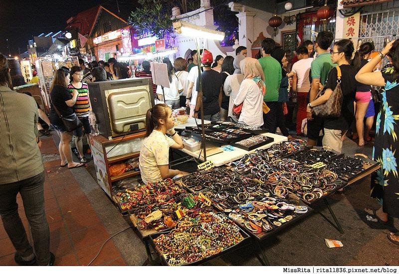 馬來西亞 馬六甲好玩 雞場街 雞場街夜市 地理學家咖啡館50