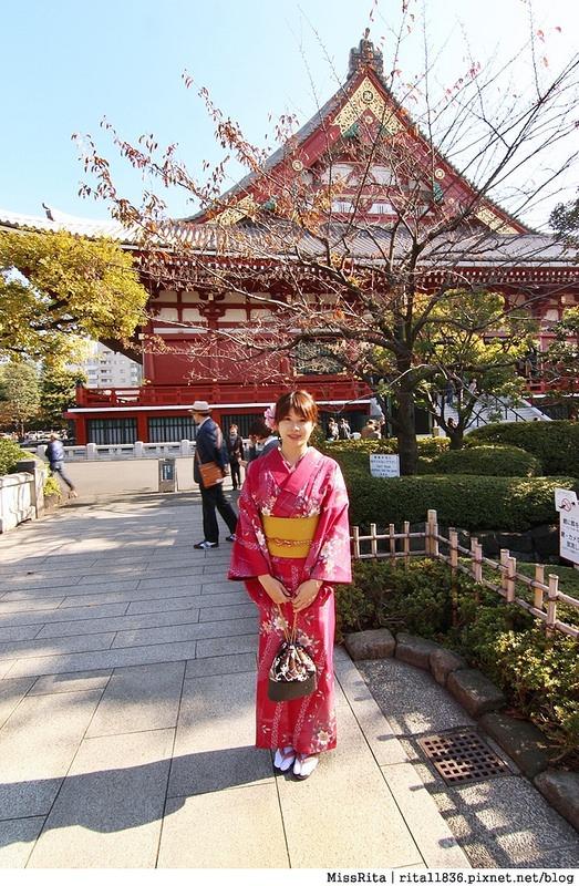 日本東京 東京和服體驗 淺草和服 淺草七變化 淺草七變化預約教學26