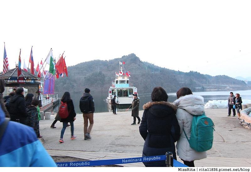 韓國 旅遊 韓國好玩 韓國 南怡島 韓劇景點 冬季戀歌場景 南怡島45