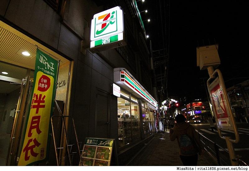 日本東京 7-11 東京7-11 日本便利商店1