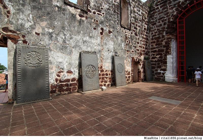 馬來西亞 麻六甲 馬六甲景點 荷蘭紅屋廣場 聖保羅堂St. Paul's Church 馬六甲蘇丹王朝水車 海上博物館19