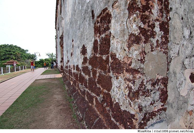 馬來西亞 麻六甲 馬六甲景點 荷蘭紅屋廣場 聖保羅堂St. Paul's Church 馬六甲蘇丹王朝水車 海上博物館14