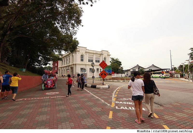 馬來西亞 麻六甲 馬六甲景點 荷蘭紅屋廣場 聖保羅堂St. Paul's Church 馬六甲蘇丹王朝水車 海上博物館33