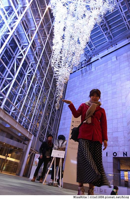 日本東京 東京夜景 六本木之丘 六本木Hills 六本木夜景 Tokyo city view 六本木大道 東京聖誕點燈 2014東京點燈7