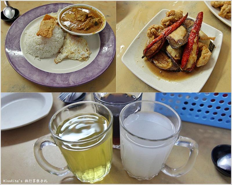 馬六甲 好吃 Restoran Yee Wat 魚滑東炎麵小食館 馬六甲華人小吃0
