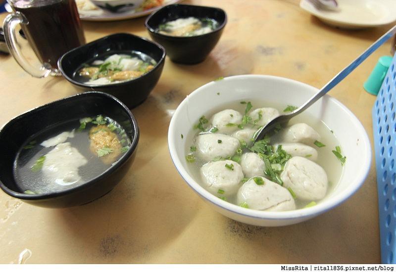 馬六甲 好吃 Restoran Yee Wat 魚滑東炎麵小食館 馬六甲華人小吃1
