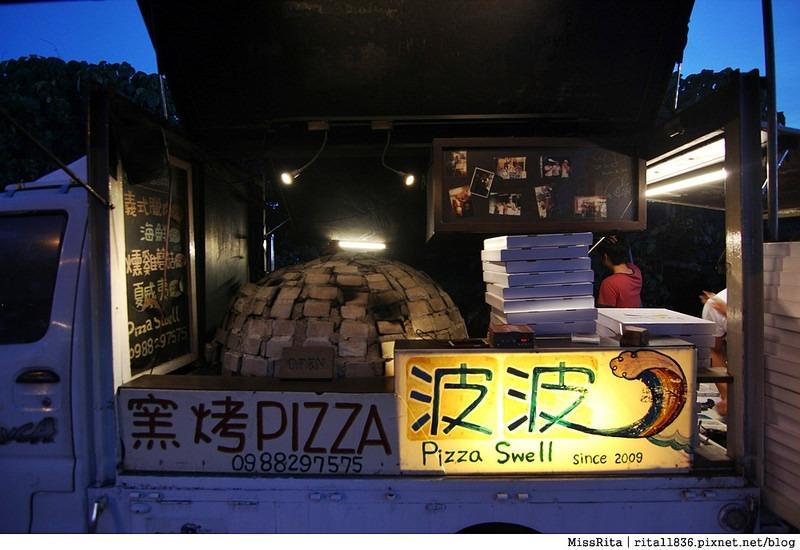 墾丁好玩 墾丁夜市大街 墾丁彩繪刺青 墾丁波波窯烤披薩 pizza swell 波波窯烤披薩 墾丁大街好吃18