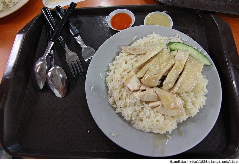 新加坡好吃 新加坡海南雞飯 天天海南雞飯 麥士威熟食中心 maxwell food centre Singapore hainan chicken rice 興興海南雞飯13