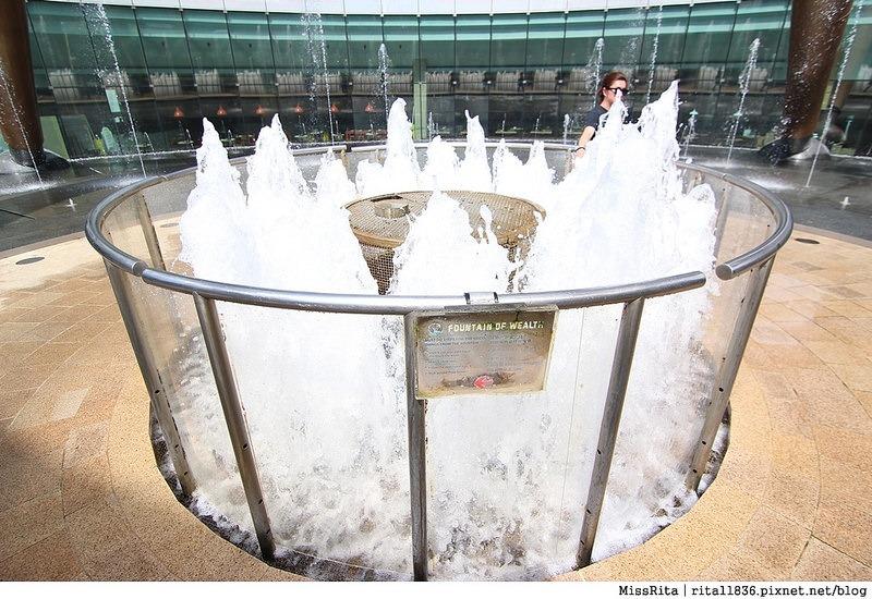 Singapore 新加坡景點 新加坡新達城 Suntec 財富之泉 新加坡財富之泉 Fountain of Wealth Suntec City Mall 新加坡雙層觀光巴士 新加坡公車14