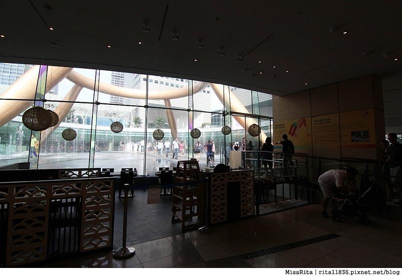 Singapore 新加坡景點 新加坡新達城 Suntec 財富之泉 新加坡財富之泉 Fountain of Wealth Suntec City Mall 新加坡雙層觀光巴士 新加坡公車11