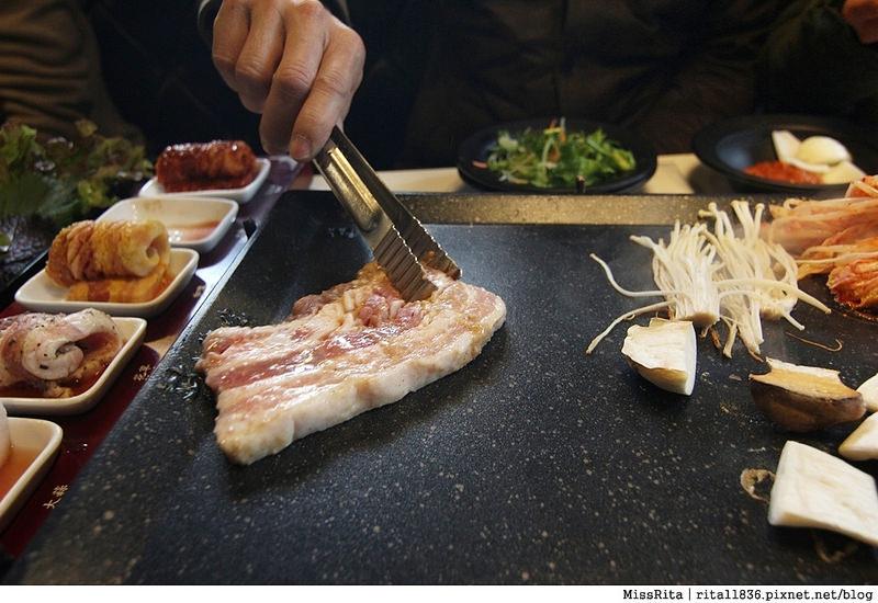 팔색삼겹살 八色五花肉 弘大一號店 韓國必吃 韓國八色烤肉 弘大好吃 八色烤肉3