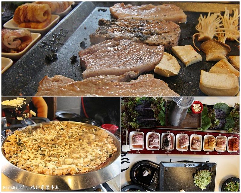 팔색삼겹살 八色五花肉 弘大一號店 韓國必吃 韓國八色烤肉 弘大好吃 八色烤肉0
