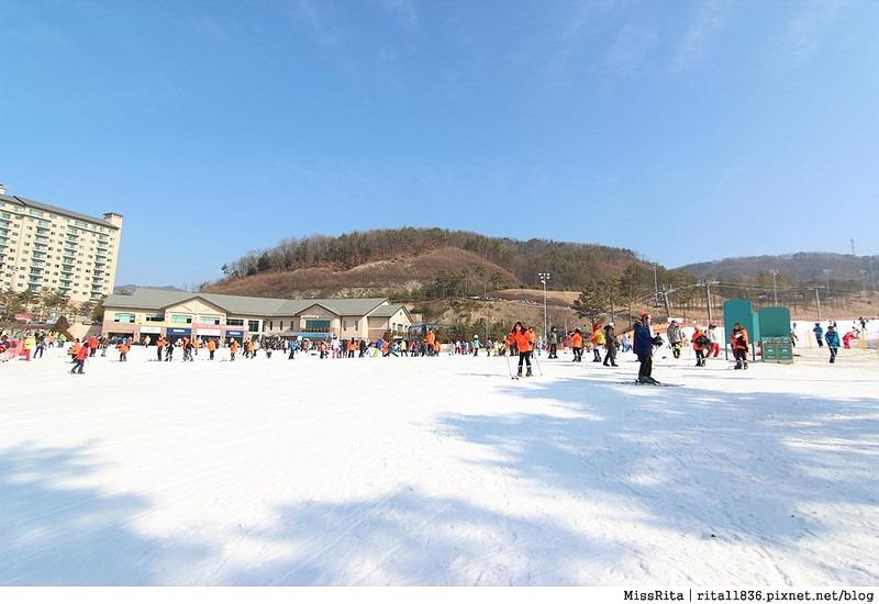 韓國滑雪 韓國滑雪度假村 韓國滑雪場 奧麗山莊渡假村 Oak Valley Oak Valley滑雪場 江原道滑雪 韓國滑雪推薦 오크밸리스키장8