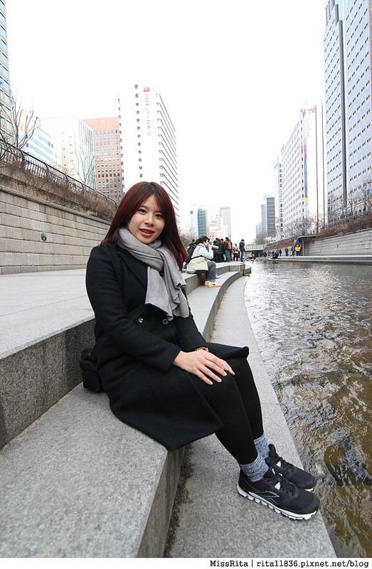 韓國自由行 韓國景點 韓國清溪川 清溪川 韓國東大門清溪川 首爾景點 東大門景點16