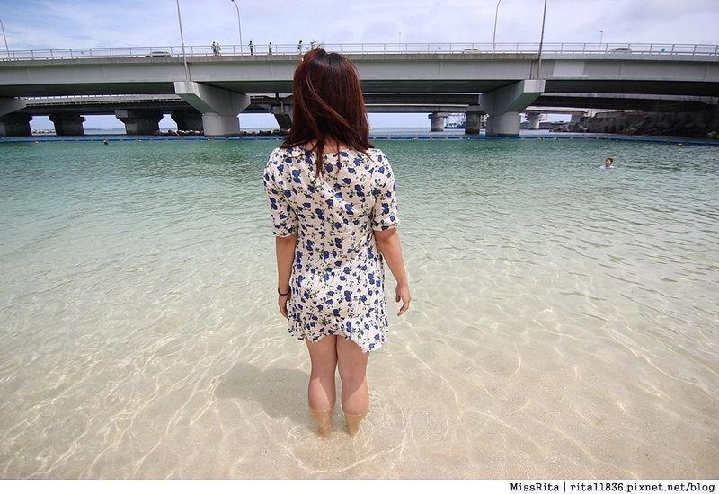 沖繩景點 那霸景點 沖繩海灘 波之上海灘 波之上神宮 那霸海灘 沖繩玩水 波の上ビーチ 波上宮1