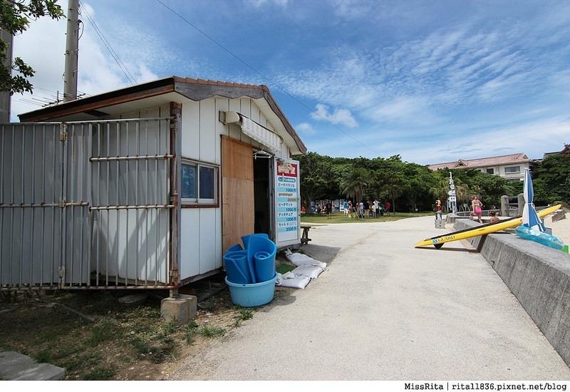 沖繩景點 那霸景點 沖繩海灘 波之上海灘 波之上神宮 那霸海灘 沖繩玩水 波の上ビーチ 波上宮9