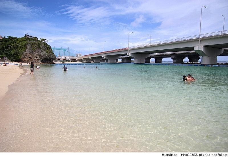 沖繩景點 那霸景點 沖繩海灘 波之上海灘 波之上神宮 那霸海灘 沖繩玩水 波の上ビーチ 波上宮6