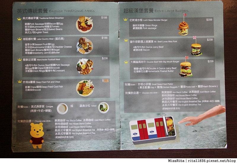 Burger Bus 漢堡巴士 旱溪美食 台中早午餐 台中漢堡 台中英式餐廳 Burger Bus 英國開車玩一圈 台中推薦早午餐4