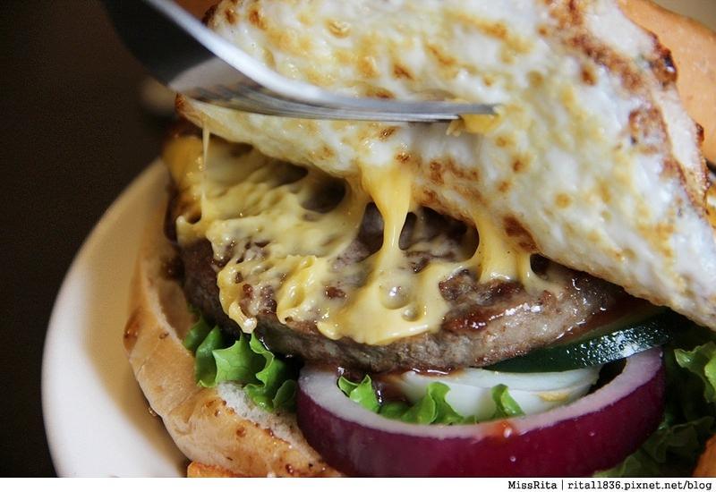Burger Bus 漢堡巴士 旱溪美食 台中早午餐 台中漢堡 台中英式餐廳 Burger Bus 英國開車玩一圈 台中推薦早午餐32