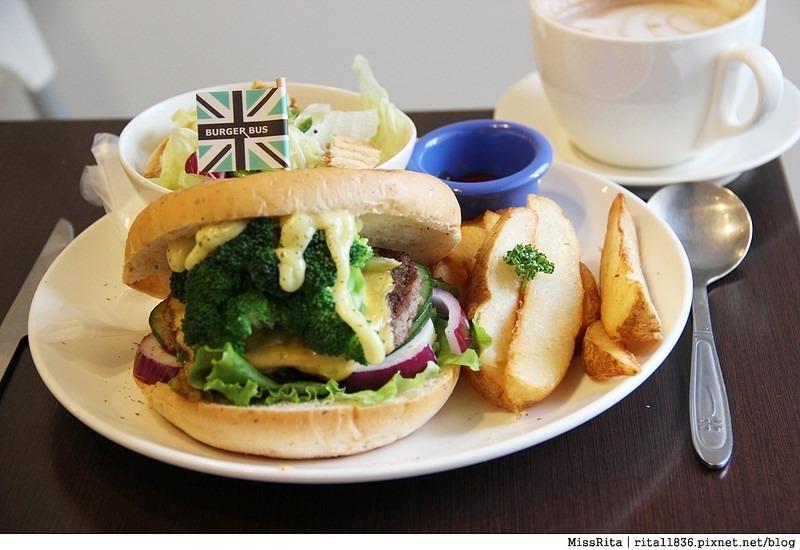 Burger Bus 漢堡巴士 旱溪美食 台中早午餐 台中漢堡 台中英式餐廳 Burger Bus 英國開車玩一圈 台中推薦早午餐36