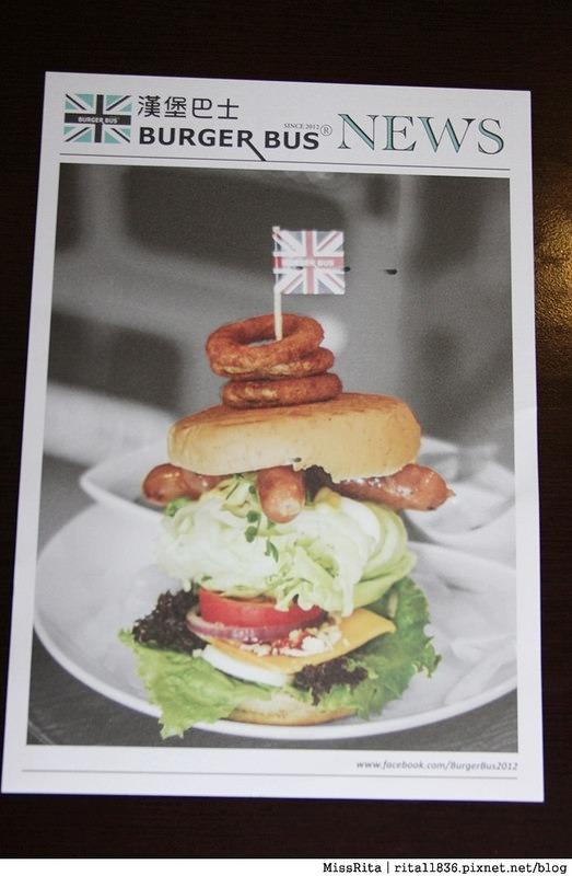 Burger Bus 漢堡巴士 旱溪美食 台中早午餐 台中漢堡 台中英式餐廳 Burger Bus 英國開車玩一圈 台中推薦早午餐25