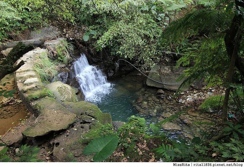望古瀑布 平溪秘境 平溪線景點 望古車站 望古瀑布群 台灣瀑布 望古瀑布步道7