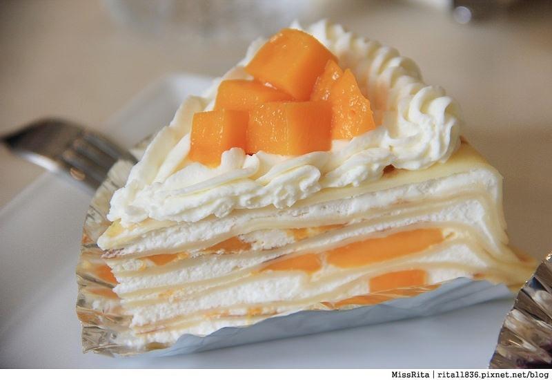 金心盈福 Cuore D'oro法義甜點 台中法式甜點 台中甜點 台中下午茶 台中推薦甜點 義式冰淇淋18