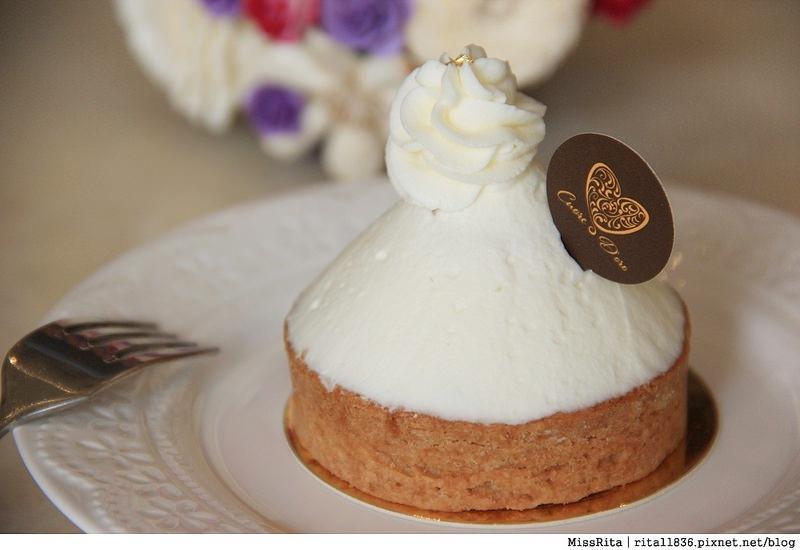 金心盈福 Cuore D'oro法義甜點 台中法式甜點 台中甜點 台中下午茶 台中推薦甜點 義式冰淇淋14