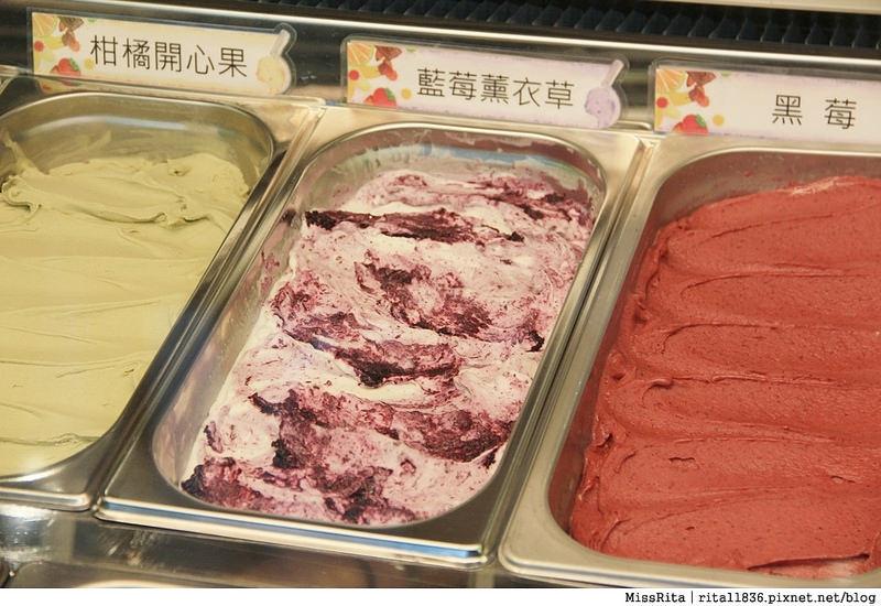 金心盈福 Cuore D'oro法義甜點 台中法式甜點 台中甜點 台中下午茶 台中推薦甜點 義式冰淇淋6