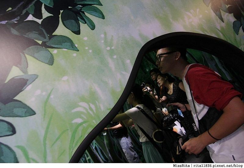 2016華山藝文 吉卜力的動畫世界特展 華山1914 吉卜力特展 吉卜力號碼牌 吉卜力購票 吉卜力台北 華山文創園區 2016暑假展覽 台北展覽45