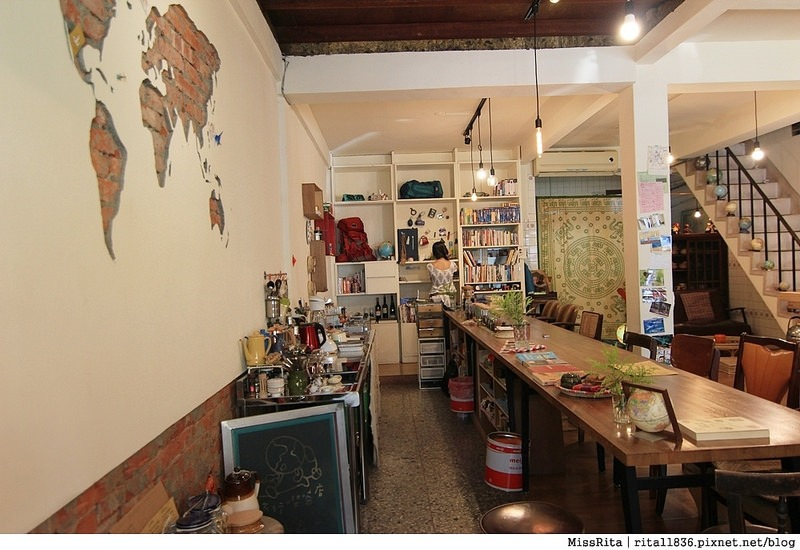 台中特色咖啡廳 台中土庫里 台中五權咖啡 旅行喫茶店 台中推薦咖啡 旅行咖啡 台中小農鮮乳 台中放鬆咖啡廳1