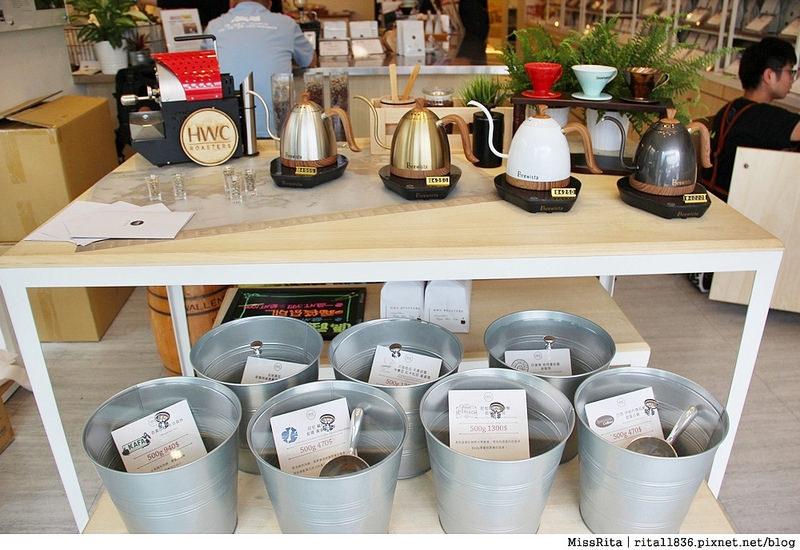 台中咖啡 台中黑沃咖啡 黑沃咖啡 HWC roasters 高工咖啡 世界冠軍咖啡 耶加雪菲 coffee 台中精品咖啡9