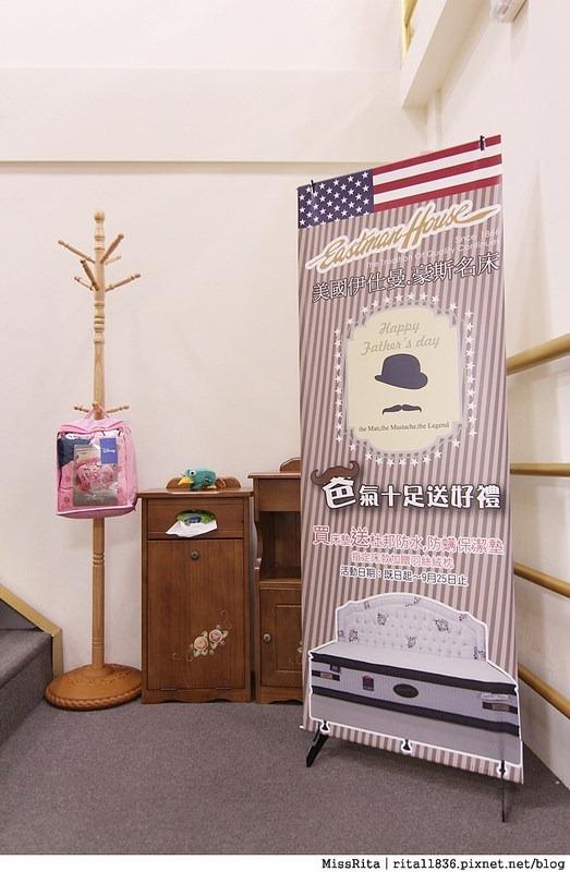 台中家具 伊仕曼家具 豪斯家具 美國伊仕曼 美國伊仕曼豪斯名床 Eastman AGRO德國獨立原裝筒彈簧 HR高彈力泡棉 寶雅傢俱生活館 寶雅寢具6