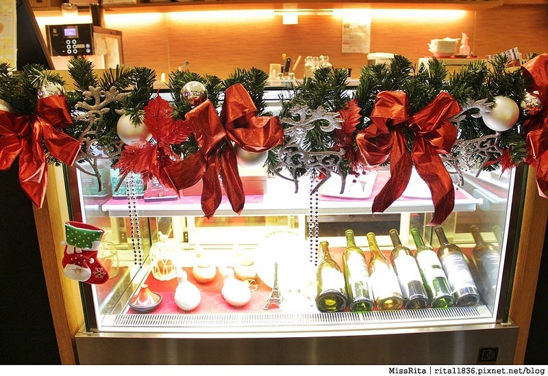 台中美食 台中日法料理 台中推薦 ping18 大墩十八街美食 ping18日法輕食 品十八 台中好吃 台中聖誕 聖誕美食5