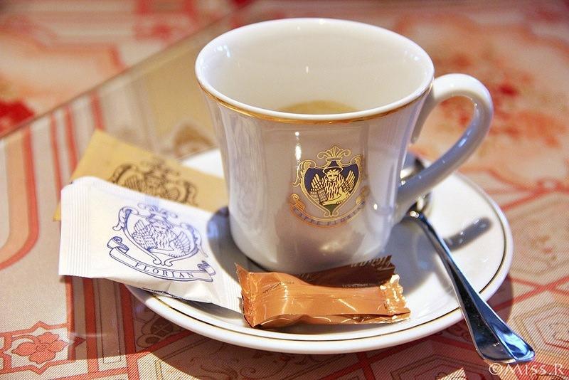 新光三越咖啡 花神咖啡 花神咖啡威尼斯 花神咖啡台中 台中咖啡 台中美食 台中好拍咖啡 福里安花神 CaffeFlorian CaffeFlorianTaiwan 花神咖啡台北10